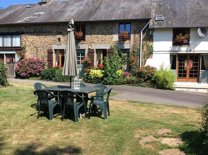Le Bleuet, vacation rental in Saint-Hilaire-du-Harcouet