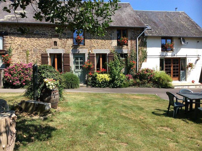 La Coquelicot, vacation rental in Saint-Hilaire-du-Harcouet