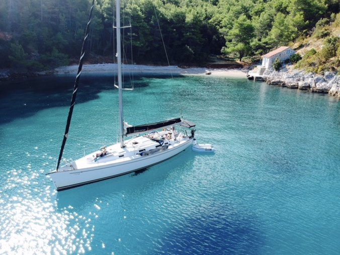 One-Day / Multi Day Sailing from Split, holiday rental in Split