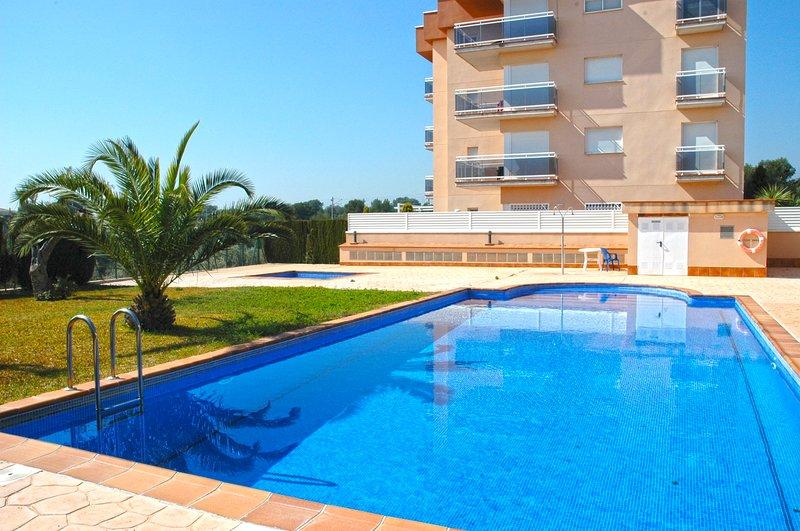 Apartamento en Cap Roig-El Perelló APT 02 134, holiday rental in Terres de l'Ebre
