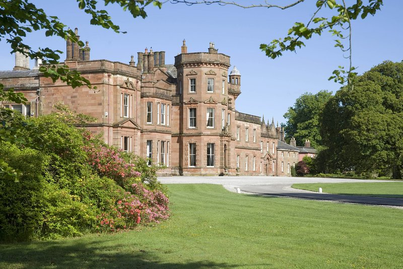 Netherby Hall - Engineer Apartment, alquiler de vacaciones en Carlisle