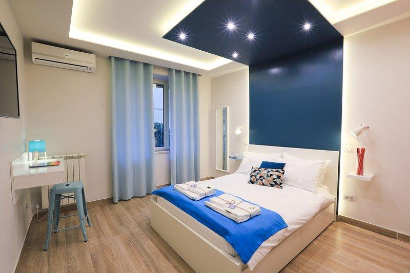Vacuna Pleasant Rooms -Blue Chambres