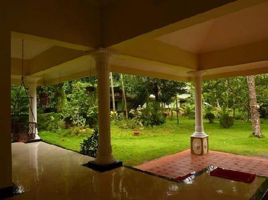 Garden / Lawn view