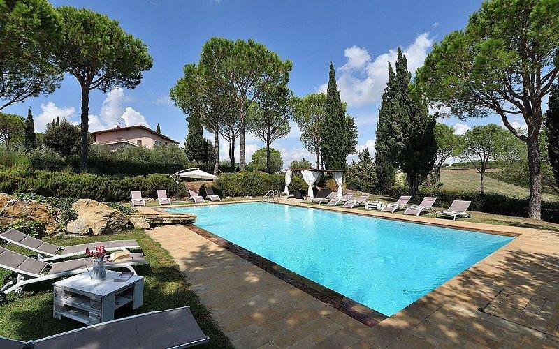 Villa Arcobaleno, vacation rental in Alberese