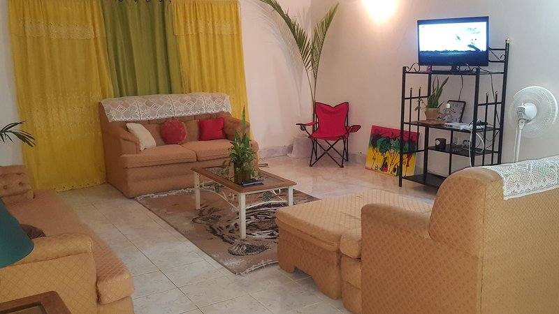 Chaudhry House, vacation rental in Montego Bay