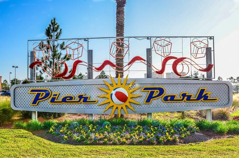 Pier Park a pochi passi