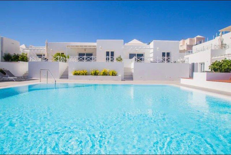 Apartamento Suite en la Playa de la Concha y Playa Honda, alquiler vacacional en Playa Honda