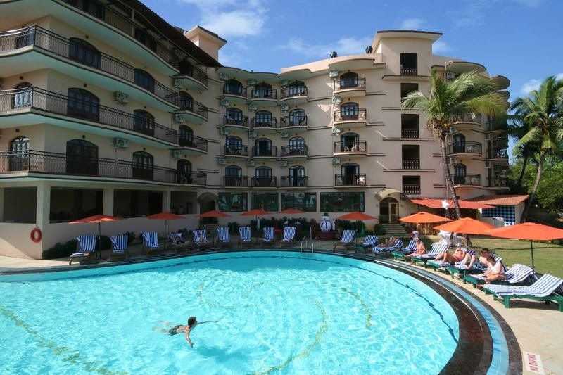 Blue Flamingo 1BHK Private Apartment, Goa, holiday rental in Corlim