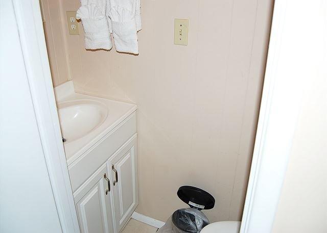 Dormitorio # 1 1/2 baño