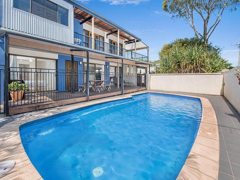 47 MacDonald St Dicky Beach QLD, casa vacanza a Wurtulla