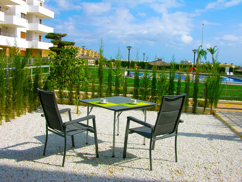 Vip Appartment Terrazas De Campoamor Has Terrace And Patio