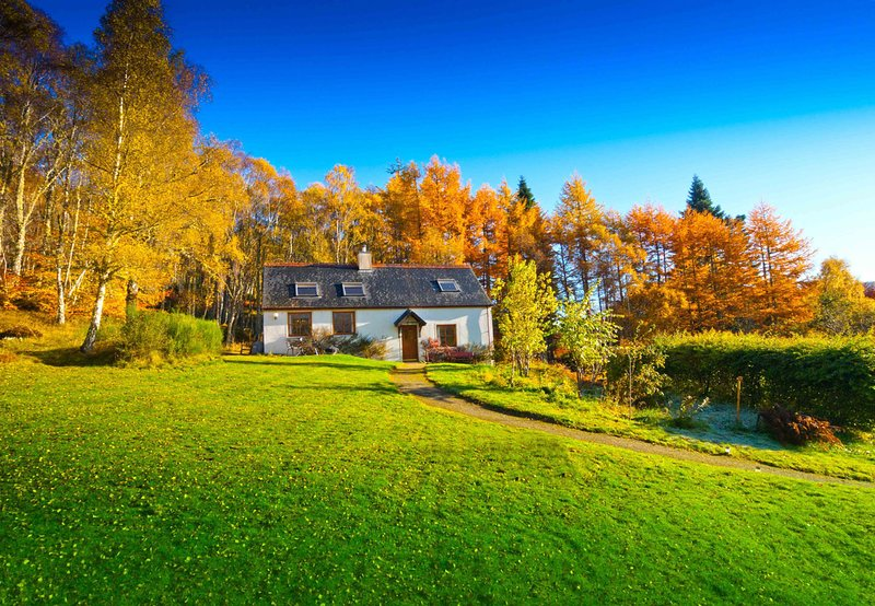 Eòlas Holiday Cottages - Fern Cottage, holiday rental in Beauly