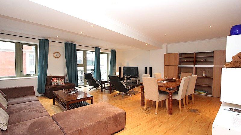 Spacious Fitzrovia Apartment, aluguéis de temporada em Londres
