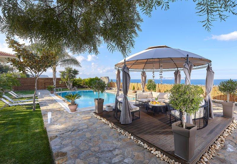 Villa Thea, location de vacances à Gouves
