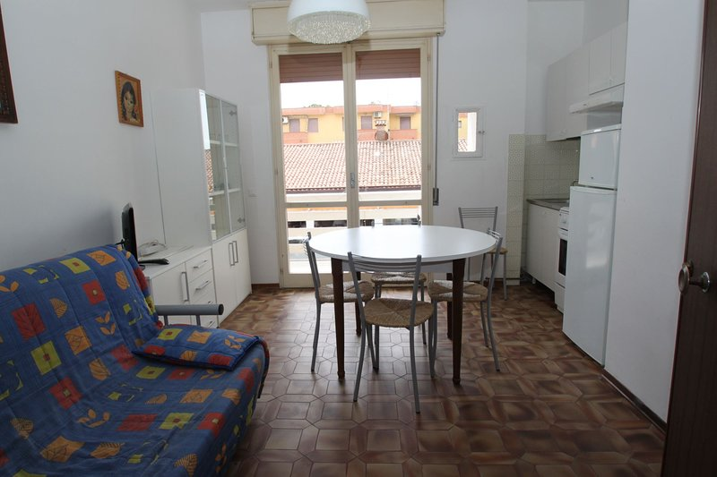 Condominio Pasubio - PASUBIO 2/B, holiday rental in Lido degli Scacchi