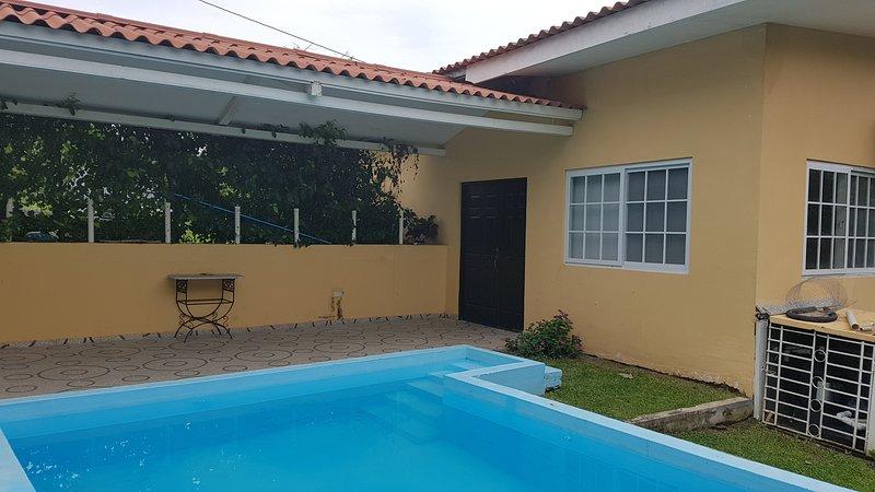 Casa de campo y playa en Panama, holiday rental in Panama Province