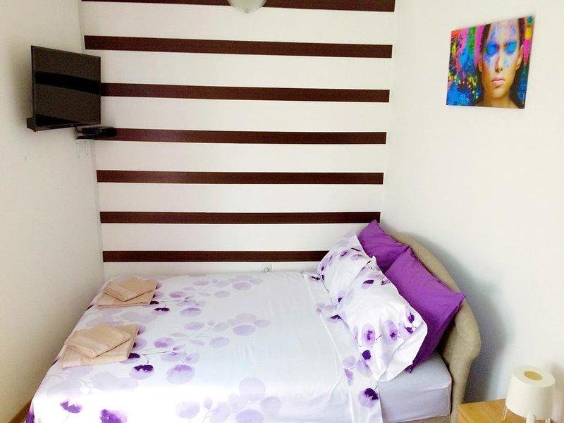 Belgrade apartments Kalemegdan 1, holiday rental in Dorcol