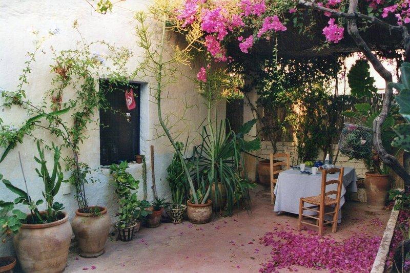 Casa de la Buganvilla en Rodalquilar, casa vacanza a Los Escullos