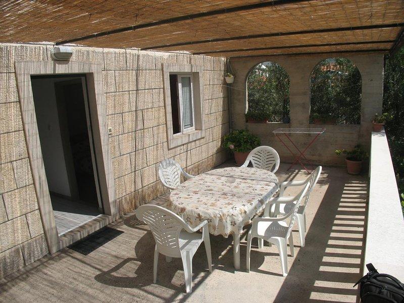 Terraza, Superficie: 27 m²