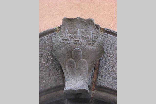 Camera Matrimoniale con bagno privato - B&B Le Buche, vacation rental in Ischia di Castro