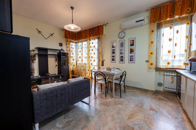 CONCHIGLIA SILVI VACANZA, location de vacances à Fonte Umano-San Martino Alta
