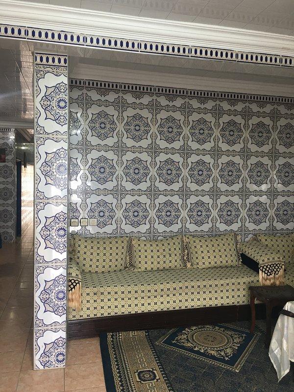 Decorazione in stile marocchino