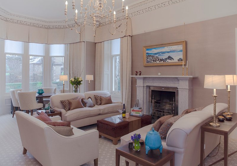The Mansion * The Meadows, vacation rental in Edinburgh
