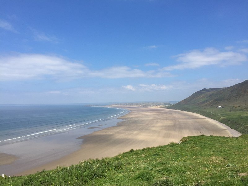 Rhossili is well worth a visit
