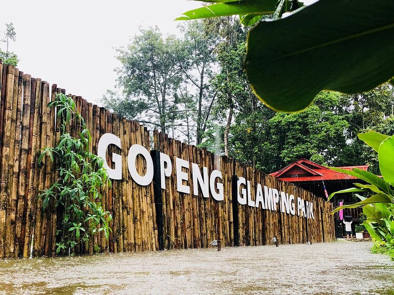 Gopeng Glamping Park, holiday rental in Kampar District