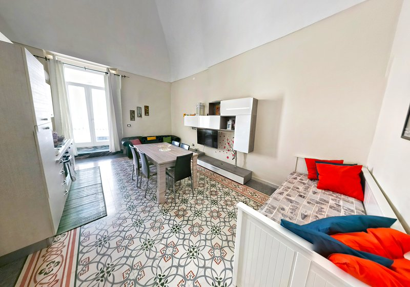 Casa al mare Centro Storico Manfredonia Gargano, holiday rental in Siponto