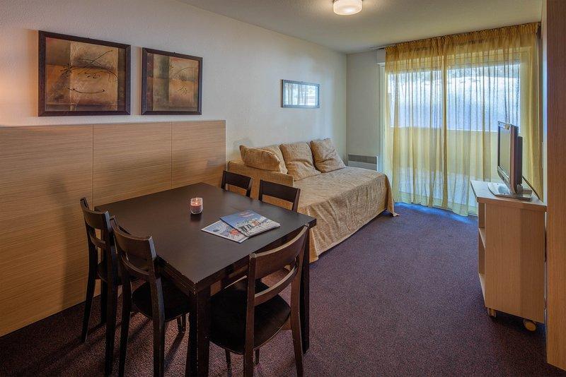 Bienvenido a nuestro acogedor apartamento en Val d'Allos!