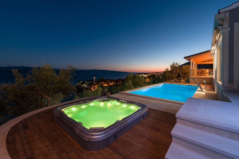 Villa Sapore di Sale with Pool, vacation rental in Bol
