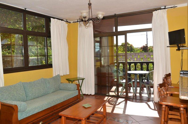 Yuremar La Puntilla Apt. Nº 1, holiday rental in Vueltas