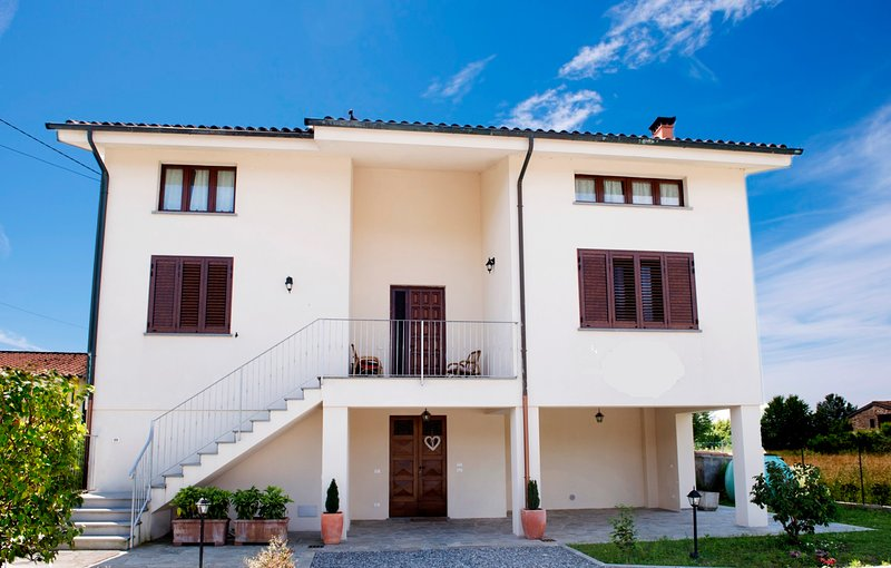 Dolce Sosta holiday in Tuscany, holiday rental in Lunata