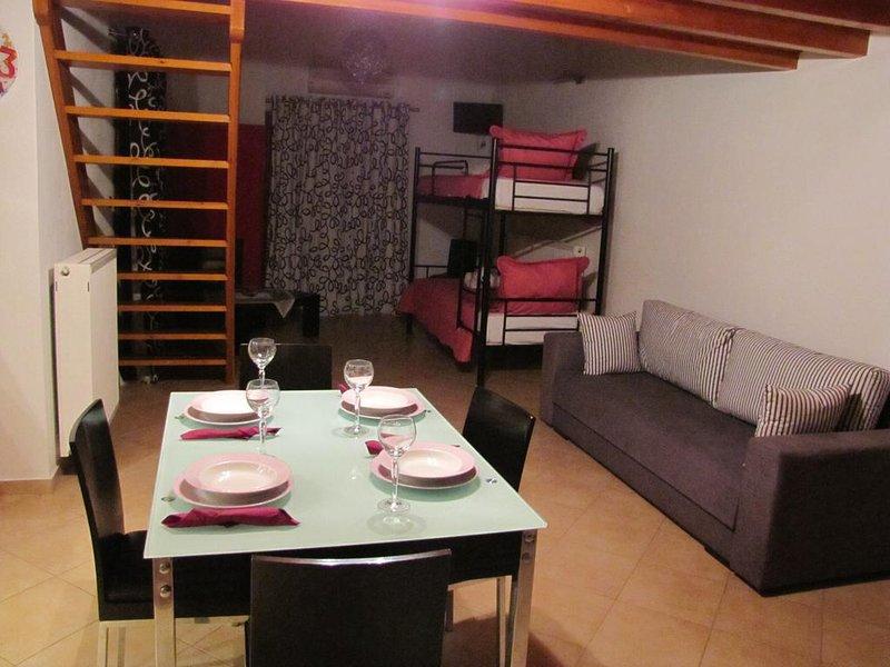 Koromilia Villa - Maisonette, vakantiewoning in Panormos