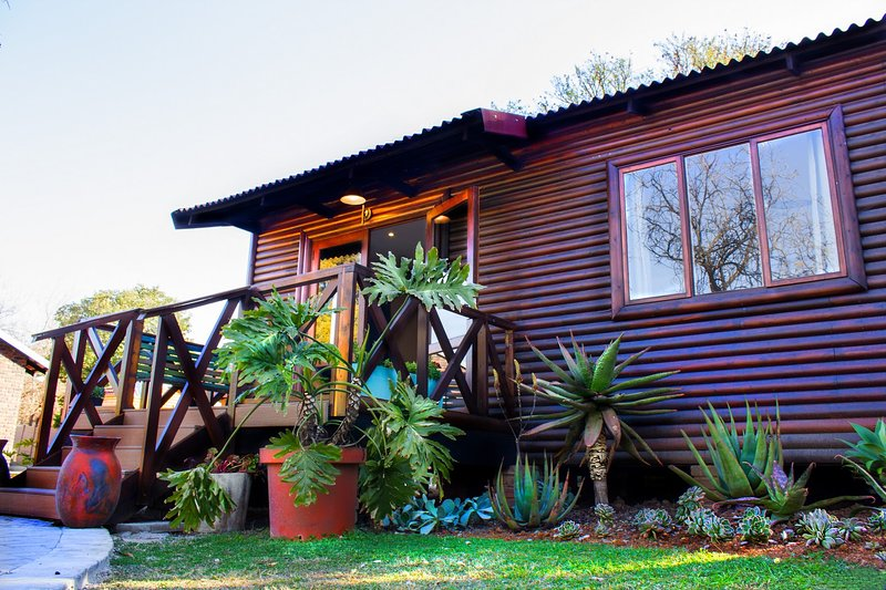 The Cabin at Mulberry House, alquiler vacacional en Germiston