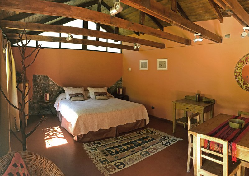 Stunning Designer Loft!  Sensational Garden, Wineries - 25 miles from Santiago, location de vacances à San Jose de Maipo