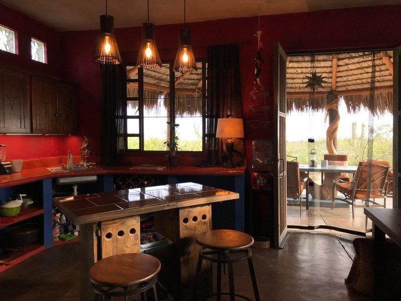 Casa Bomberos, holiday rental in Todos Santos