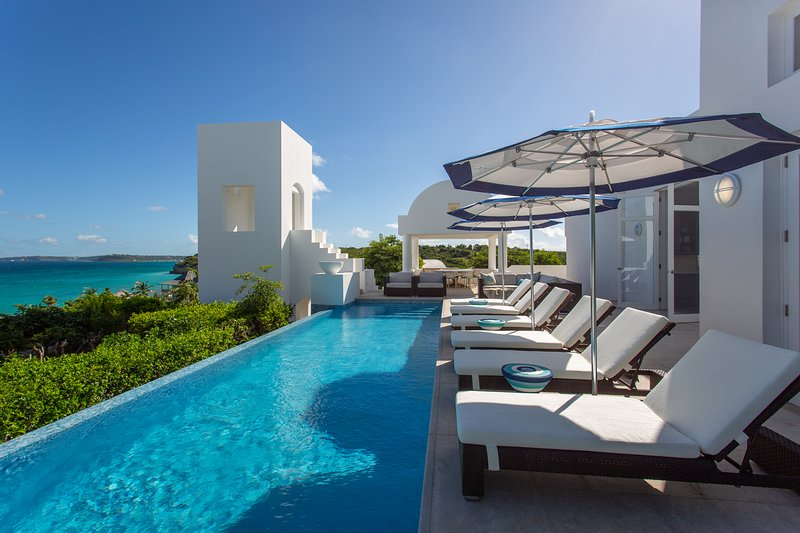 Sky Villa at Long Bay Villas Anguilla, Your Private Beach Oasis with Staff., holiday rental in Anguilla
