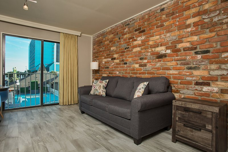 Welcome to your cozy and retro suite in Myrtle Beach!