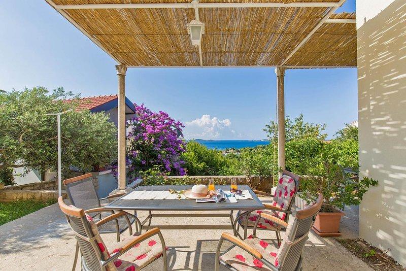Brasina Apartment Sleeps 3 with Air Con - 5469138, vacation rental in Srebreno