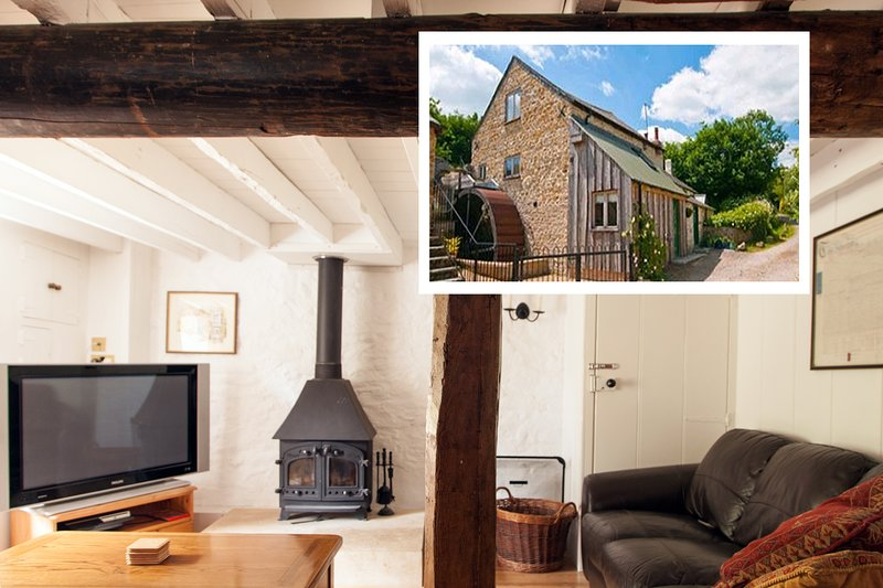 Newly Listed - Stay in The Mill, a working Mill in idyllic Coastal Dorset, location de vacances à Puncknowle