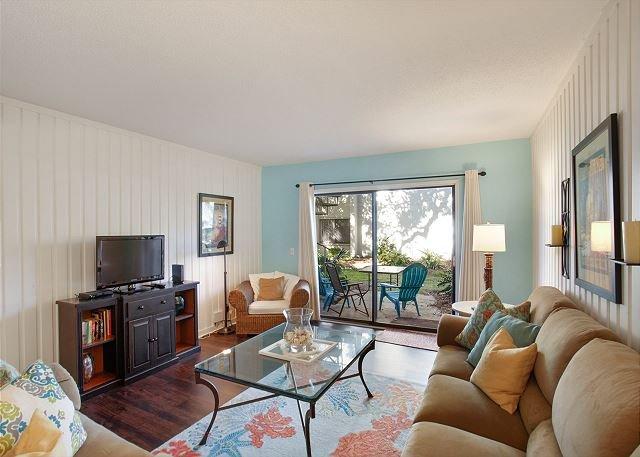 Surf Court 16 - Forest Beach 1st Floor Flat, holiday rental in Hilton Head