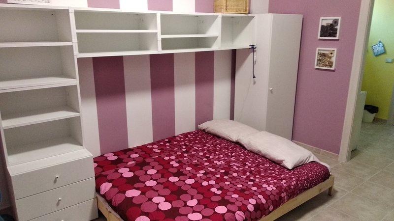 Mini appartamento Rossini, location de vacances à Augusta