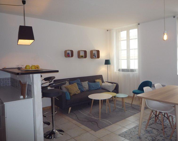 Casa Estrella - Marseille hypercentre ❤️, alquiler de vacaciones en Bouches-du-Rhone