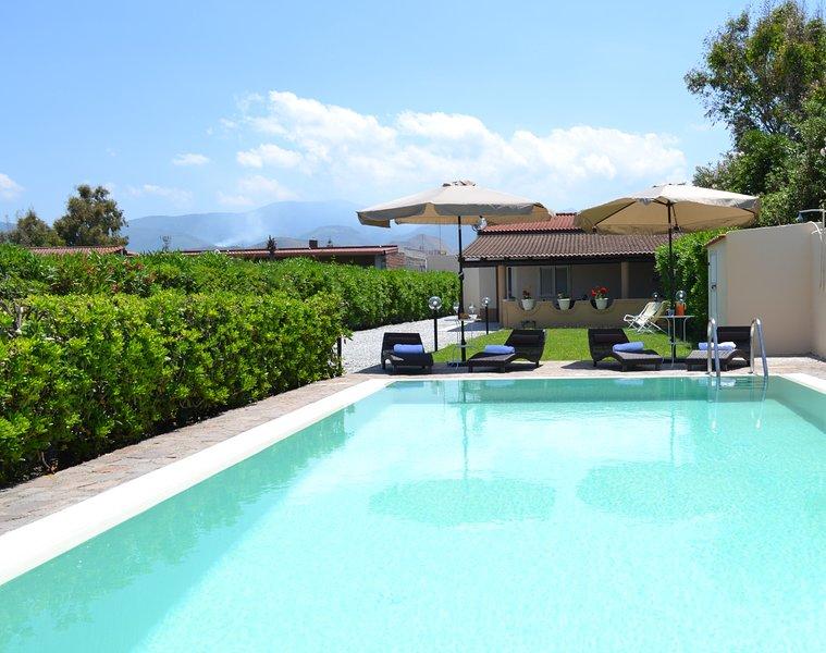 Villa Graziosa vicinissima al mare, holiday rental in Castroreale