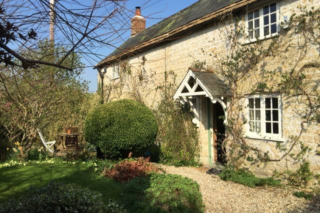 Listed Cottage in rural West Dorset, holiday rental in West Coker