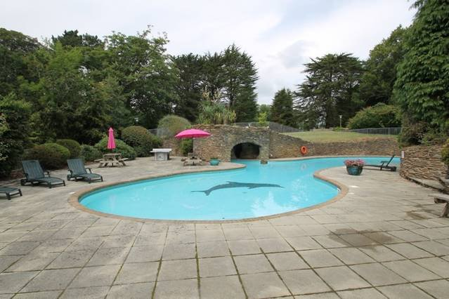Stunning heated Pool exclusive to residents (there is also an indoor pool too)