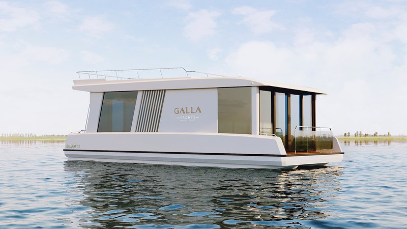 Galla Yachts Luxury Houseboats Berlin, location de vacances à Havelsee