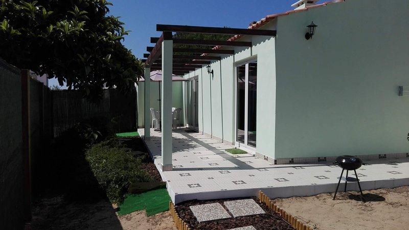 Casa de Campo perto da Lagoa Óbidos, location de vacances à Salir de Matos